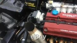 1320 B Series Hood Exit Race Header b16 b17 b18 b20 ls vtec Blemish sale