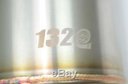 1320 PERF FAB 3 inch Stainless steel Universal Turn down muffler Tig welded