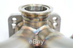 1320 PERFORMANCE B series Ramhorn turbo manifold T3 T4 b16 b20 b18c1 b18 BLEMISH