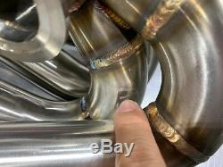 1320 PERFORMANCE B series T3 Top mount turbo manifold b16 b20 b18c BLEM/DEFECT