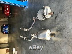 1320 Performance 1997-2001 CR-V CRV 2.5 exhaust system b20 Tig welded 304 SS