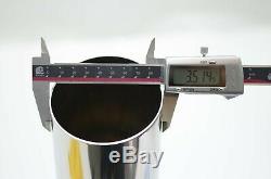1320 Performance 2.5 inch Stainless steel street strip High Performance muffler