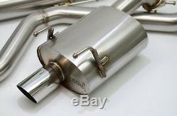 1320 Performance 3 inch catback exhaust for 92-95 civic hatchback HB eg6