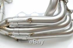 1320 Performance B series Toda V2 Header PRO SERIES dual O2 JDM GSR TYPE R b18C