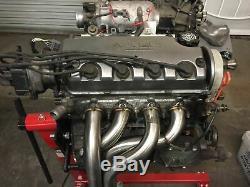 1320 Performance D series 4-1 Race header only D15 D16 D16z6 D16y8 SOHC EG EK ZC