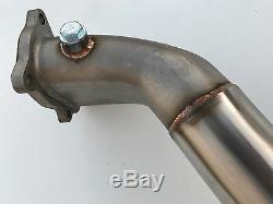 1320 Performance Downpipe Down Pipe WRX 08-14 STi 08-19 Legacy GT 05-09 Forester