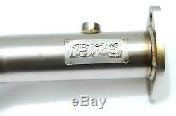 1320 Performance Front pipe test pipe IMPREZA 2.5 RS 1997-2005 GC8 2.5rs 304 SS