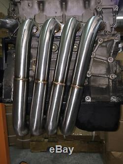 1320 Performance H2B header Tri-Y step collector design h22 with B series trans