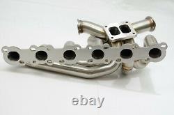1320 Performance RB26/25/20 DETT Twin Scroll T4 EWG Turbo Manifold R33 R34