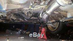 1320 Performance Stainless Steel Downpipe Exhaust Impreza WRX/STI 02-07