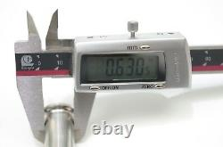 1320 Performance Tear Drop V2 Stainless shift knob for WRX STI Mr2 86 M12X1.25
