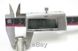 1320 Performance TearDrop V2 Stainless steel Shift knob 10x1.5 SI GSR EG EK DC2