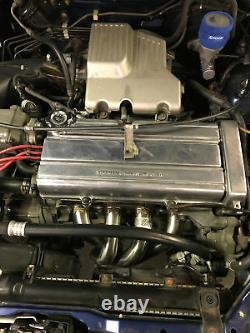 1320 Performance Toda Style CRV RD1 HEADER exhaust B20b B20z 4WD 1997-2001 CR-V