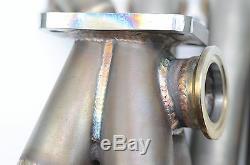 1320 Performance turbo manifold For H22 h23A swap h2b civic integra eg ek dc2