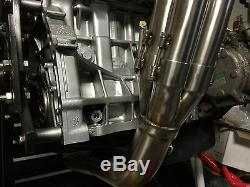 1320 Ramhorn V2 MEGAPHONE HEADER GSR ITR b16 b18 b18b b18c1 b18c SI CIVIC EG EK