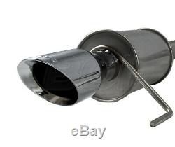 2015-2017 Ford Mustang ROUSH Chrome 4.0 Exhaust Tips for 421834 421837 Kits