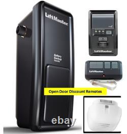 8500 LiftMaster Elite Series myQ Equipped Wall Mount Garage Door Opener w 893MAX