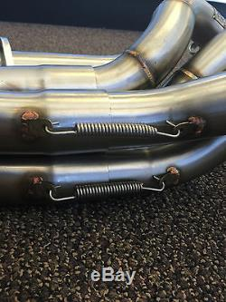Acura Rsx Type s Tri-Y Race header with high flow cat DC5 k20a2 ep3 & base rsx