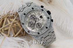 Audemars Piguet Royal Oak Offshore Chronograph 44mm Watch 25721ST. OO. 1000ST. 09