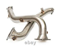 Audi RS6 / RS7 / S6 / S7 / S8 4.0TFSI downpipes