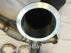 B series AC compatible Downpipe for 1320 Performance Turbo manifold B16 b18 b18c