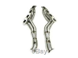 Becker 1 7/8 Header For 08-14 Mercedes Benz C63 M156 W204 AMG 6.2L 6.3L