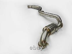 Becker Turbo Downpipe For Mercedes W176 A200 A250 W117 CLA200 CLA250 X156 GLA250