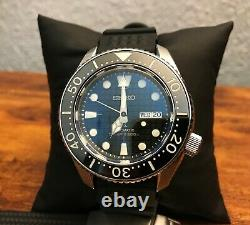 Black MM300 Style Diver with SRPE03 Dial Custom Build Seiko Mod NH35 Proxima