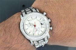 Diamond Gucci Watch Ya101339 Mens 16.50 CT Custom G Bezel Fully Iced Band