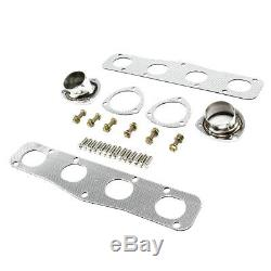 For Mopar Chrysler Hemi V8 331/354/392 Stainless Steel Header Exhaust Manifold