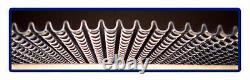 Ford V8 Custom Stainless Steel Radiator Grill / Grille Blank Insert 1932-1935