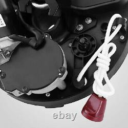 Garage Roller Remote Door Opener Easy Installation CE Motor Rolling 2 remotes