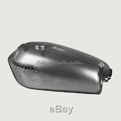 Honda Gas Fuel Tank Bare Metal Cafe Racer Scrambler Brat Cg Cg125 Cb100 Cb125 Cb