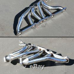 I6 144/170/200/250 Stainless Steel Header Exhaust Manifold For 6cyl Ford/mercury
