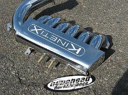 Kinetix Racing Velocity Intake Manifold for 2003-2007 Infiniti G35 VQ35DE