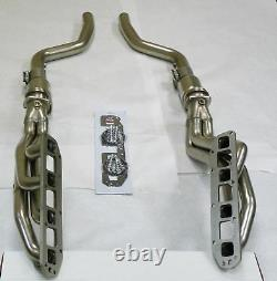 Maximizer Catted Long Tube Header fits Charger 300C Magnum Challenger HEMI 06-19