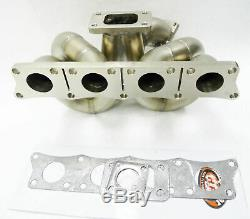 Maximizer Turbo Header Manifold fits 98-05 Volkswagen Golf MK IV Audi A4 1.8T