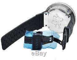 Mens Custom White Stainless Steel Jojino/Joe Rodeo Lab Designer Diamond Watch