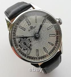 New Custom Made Omega Converted Into Wrist Watch Vintage