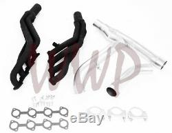 Performance Exhaust Header + Y-Pipe 97-03 Ford F150/F250 5.4L Pickup Truck 4WD