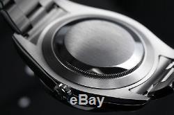 Rolex 41mm Datejust II Stainless Steel Watch Custom Set Diamond Bezel 116300