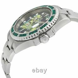 Rolex Submariner Date Custom Hulk Dial Automatic Men's Watch 116610