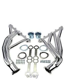 Sbc Chevy/gmc Truck 66-87 C10 C20 K10 K20 305 327 350 383 400 Ceramic Headers