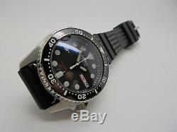Seiko Custom Mod Diver's Automatic Submariner Skx013 7s26'mini Marine Master