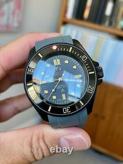 Seiko SKX007 Mod Custom Diver