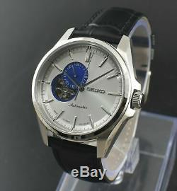 Vintage Seiko Presage Automatic 24 Jewel 4r39a Custom Mod. Men's Wrist Watch