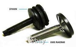 Vms 05-13 Chevrolet Chevy Corvette Vette C6 Lowering Kit Stainless Steel Bolts