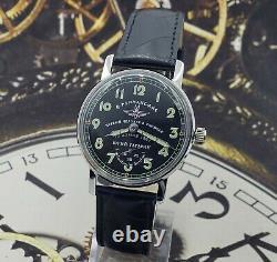 WristWatch Sturmanskie Vintage Soviet Dress Mechanical Watch Yuri Gagarin USSR